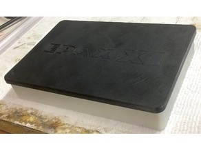 Epax X1 vat covers and resting tray