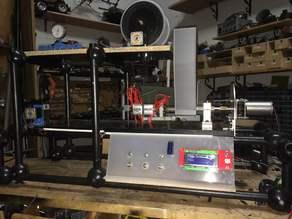 Extrusora de filamento impresoras 3d