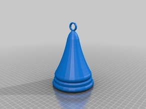 Christmas ornament bell