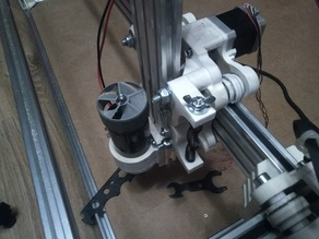 Printed CNC machine