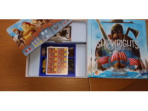Remixed: Organizer for Shipwrights of the North Sea