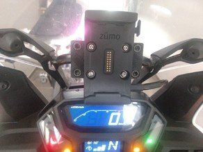 Garmin Zumo support for Honda CRF1000 Africa Twin