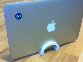 MacBook Air stand/holder (late '11)