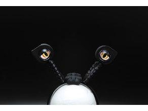 Antenna Eyes - Monster M4sk