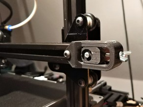 X-Belt tensioner for Anet E10