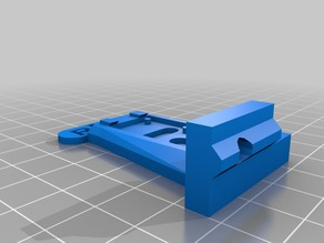 Ord Bot x/y reprapdiscount endstop mounts