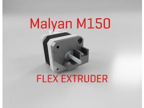 Malyan M150 - SainSmart Flex Extruder Part