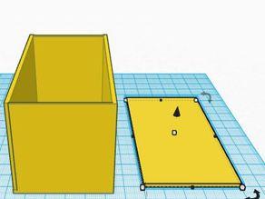 Project Enclosure 100x50x50mm