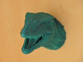 Banjo Dinosaur Head