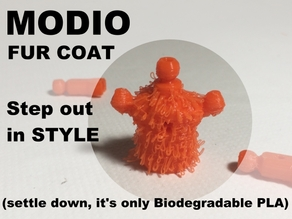 Modio FUR Coat!