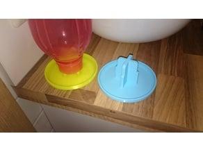 Tupperware 1L Bottle drying holder