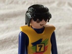 Playmobil Hair more printable
