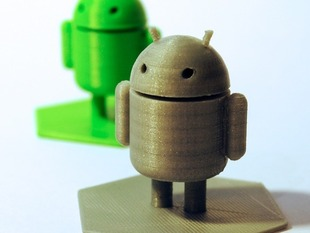 Android Robot (3 parts)