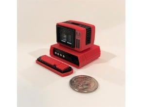 Mini Soviet Agat-4 computer