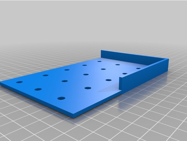 2x4 drill hole template by brotherbrown831 thingiverse thingiview maxwellsz