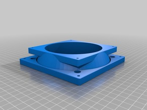 CPU Fan Reducer 140 mm to 120 mm