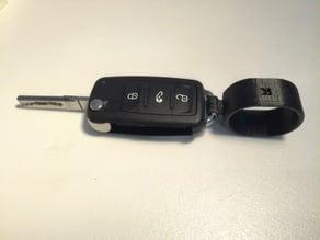 bague pour clé de voiture / car key ring