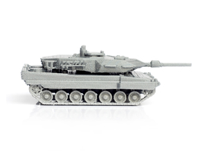 Leopard Tank Simple Model Kit