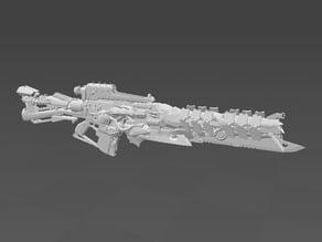Exterminator -Custom Destiny Gun