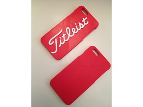 coque iPhone 6 TITLEIST