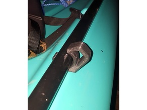 KAYAK PADDLE HOLDER