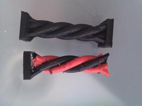 Dual color D&D Pillar