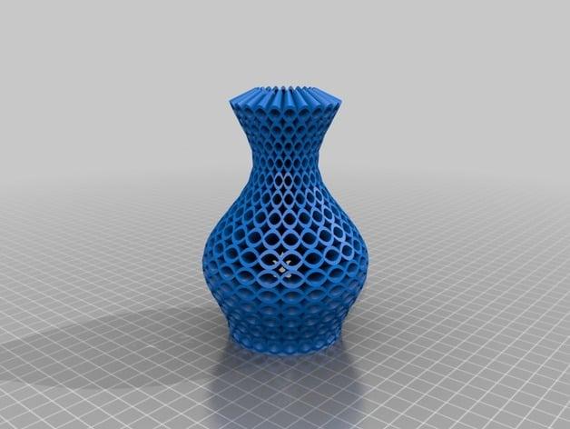 Funky Vases Jar Of Quasi Holding By Tortoisehawk Thingiverse