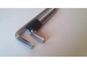 Compact Allen Key Holder
