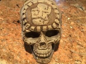 Mayan Skull