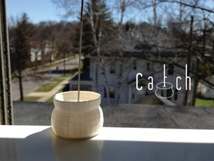 Catch | Sensible Incense Holder