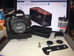 Canon M50 Battery Grip