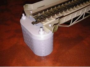 Adaptor for Märklin tin-bridges
