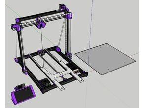 Franken 50 - 3D Printer