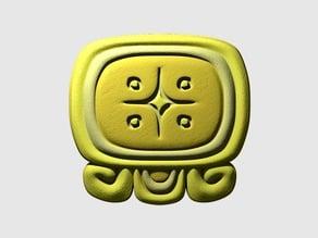 Lamat, mayan glyph