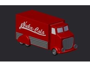 Truck Nuka Cola Fallout 4