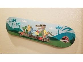 Skateboard Wall Mount