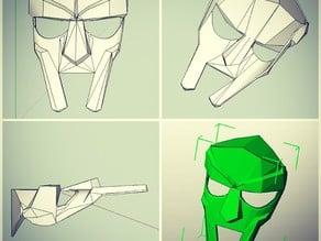 MF Doom's mask