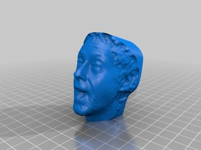 Justin Day 3D Portrait