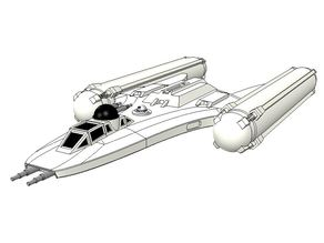 SW BTL-B Y-Wing