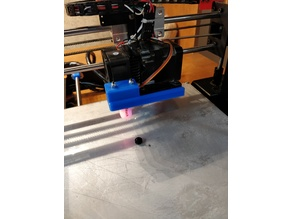 BLTouch mount for Wanhao Duplicator i3