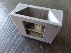 Box Blade Storage