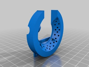 ANYCUBIC Kossel Plus Filament Cooler Round
