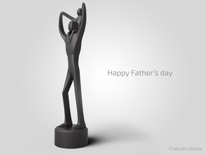 Fathers Day Sculpture