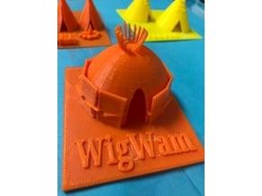 Native American Home Wigwam