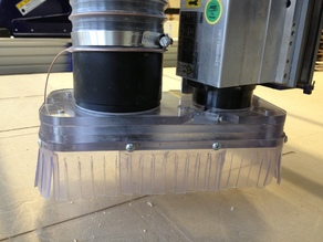 ShopBot Dust Skirt