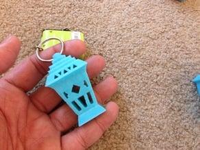 Fanoos Ramadan 3D keychain