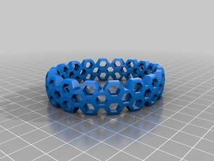 Hexi-Bracelet