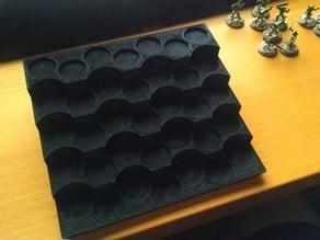 D&D Miniatures Stand