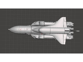 Energiya Buran (Russian Space Shuttle) Energy Rocket (Buran programme)