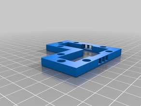 "OpenForge Magnetic OpenLock ""L"" Base for TrueTiles"